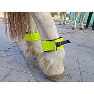 Horka Bandages Reflective Per Pair Yellow