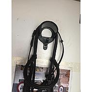 Kerbl Bridle Rack Plastic Black