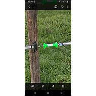 Ako Connecteur Poignée Litzclip pour Ruban 4pc 40mm
