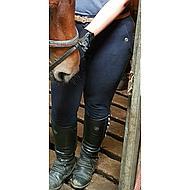 Harrys Horse Kinder Rijbroek Beijing II Kobalt/grijs 152