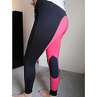 Harrys Horse Breeches Beijing II Red / Black D52