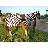Bucas Buzz-Off Riding Zebra 155/XL