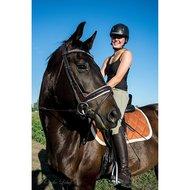 Harrys Horse Hoofdstel Classic Round Bruin Cob