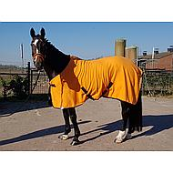 Harrys Horse Couverture Polaire Colors Orange 145/195
