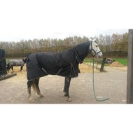 Harrys Horse Regendeken 0gr Thor met Nek Stretch Limo 185cm