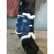 Harrys Horse Beenbeschermers Flextrainer Navy L