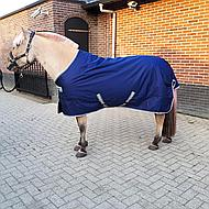 Bucas Turnout Freedom 150gr Navy - Silver 155