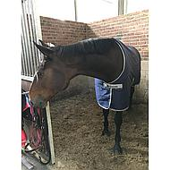 Bucas Turnout Freedom 150gr Navy - Silver 105/137