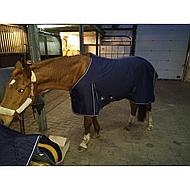 Harrys Horse Zomerdeken Honeycomb Navy 205