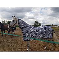 Harrys Horse Vliegendeken Zebra Hals Singels 165/215