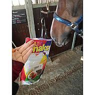 Likit Paardensnoepjes Snaks Appel/Kaneel 100gr