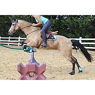 BR Strijklappen Event PU m/neopreen voering Sea Spray Pony