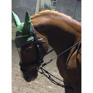 BR Vliegennetje Event Katoen met Oren Basic Grey Pony