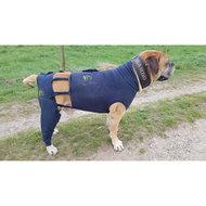 Medical Pet Shirt Top Shirt Hond Blauw M