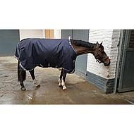 Rambo by Horseware Duo Navy/sky Blue 115/165