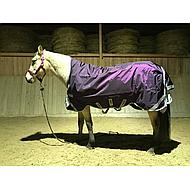 Rambo by Horseware Wug Turnout Lite 0g Dark Purple 145/195
