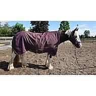 Rambo by Horseware Wug Turnout 0gr Dark Purple 165/220