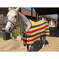 Rambo by Horseware Deluxe Fleece WhitneyNavy 95/145