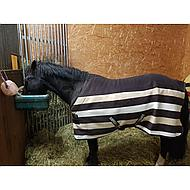 Rambo by Horseware Deluxe Fleece WhitneyChocolate 95/145