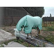Rambo by Horseware Sweet Itch Hoody Ice Green 160/215