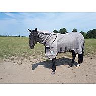 Rambo by Horseware Fly Buster Vamoose Oatmeal/black 140/190