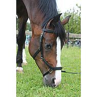 Rambo by Horseware Micklem Multibridle  Black Cob