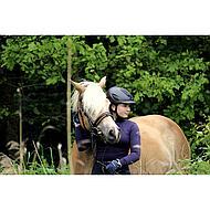 Roeckl Lona Roeck-Grip Lining Marine/Wit 8,5