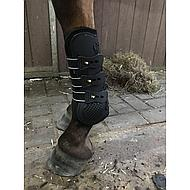 Harrys Horse Tendon Boots Elite-r Black Full