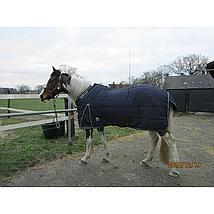 Harrys Horse Staldeken Highliner 200 Black Iris