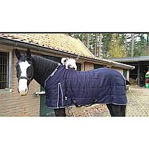 Harrys Horse Couverture d'Écurie Highliner 200gr Noir Iris