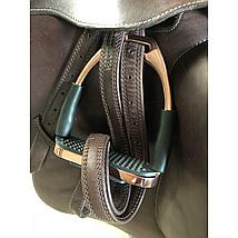 Imperial Riding Stirrups Flexible Rose Gold