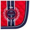 BR Polo Society Zadeldek Santiago Dressuur Haute Red Cob
