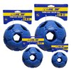Turbo Kick Soccer Ball Blau