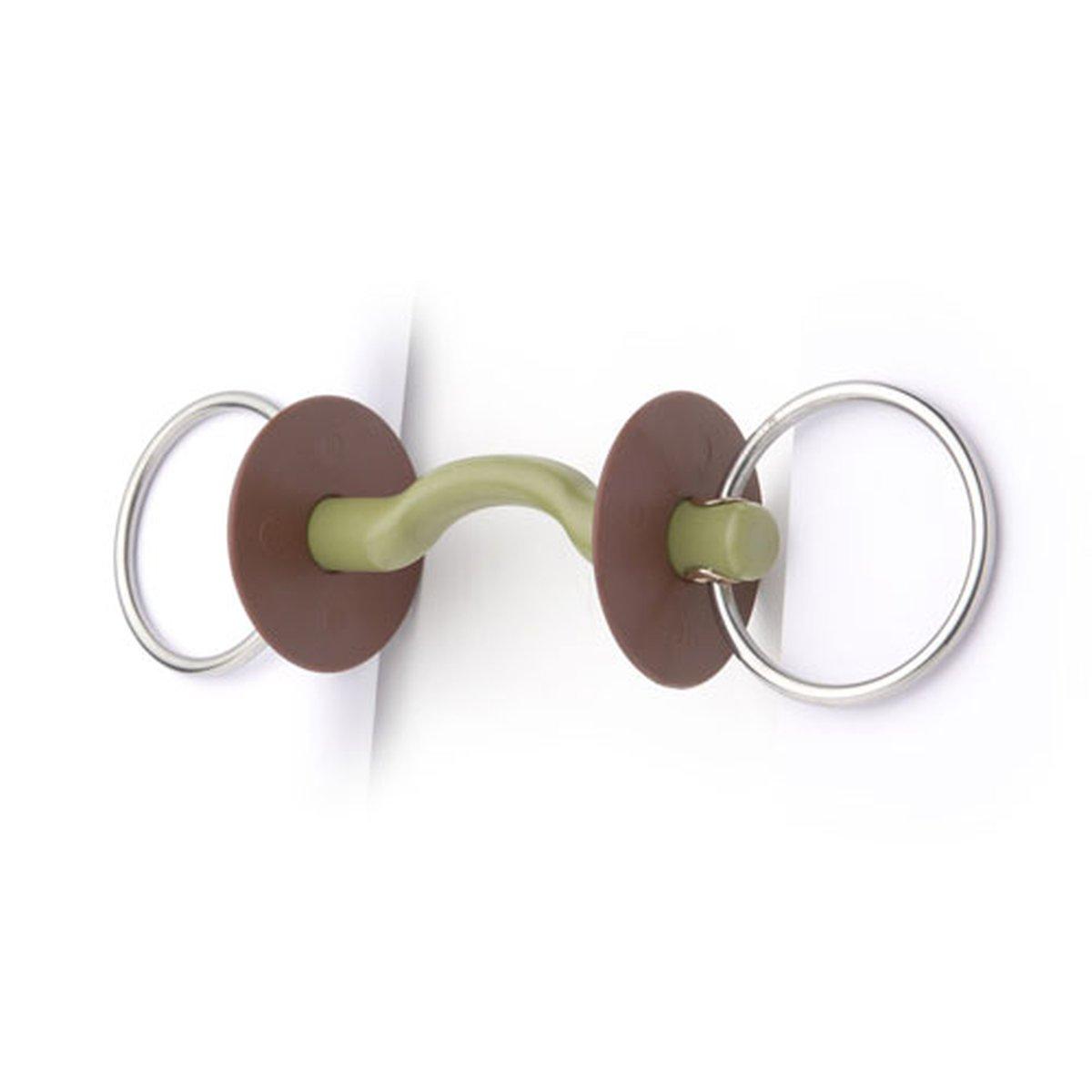 Afbeelding van Beris Springbit Stang/tongvr. Ring 7,5cm 12cm Soft