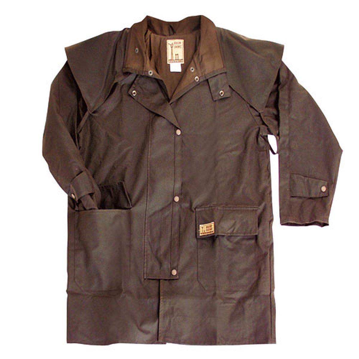 Afbeelding van Bush Skin Riding Jacket Bruin L