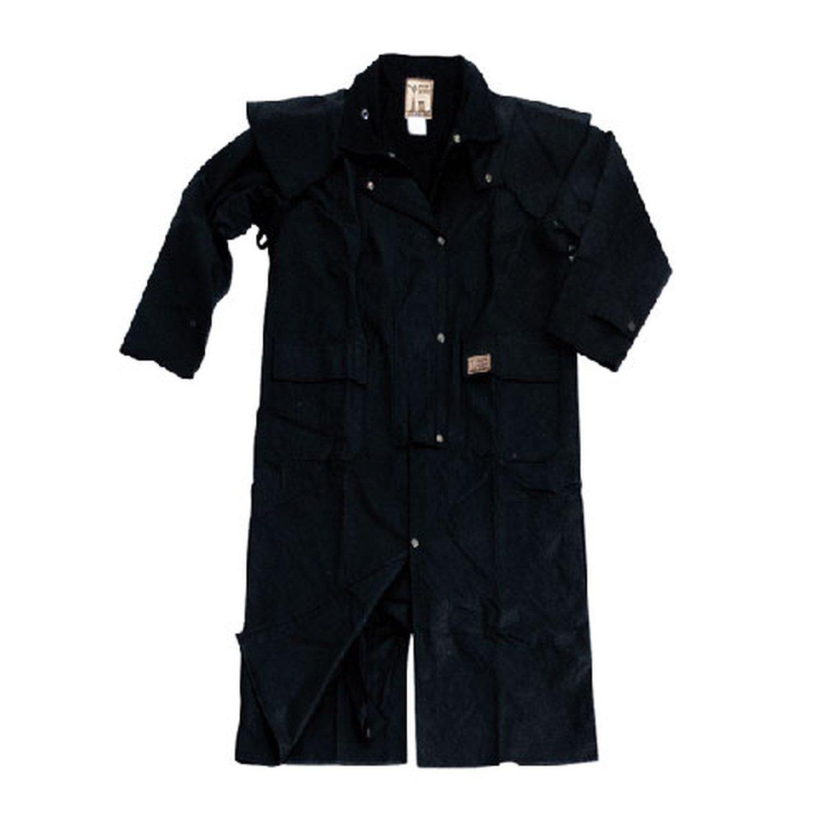 Afbeelding van Bush Skin Riding Coat Zwart Small