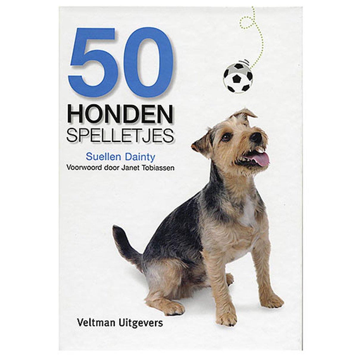 Afbeelding van 50 Hondenspelletjes