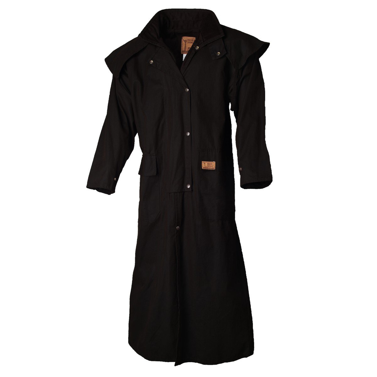 Afbeelding van Bush Skin Riding Coat Zwart 3xlarge