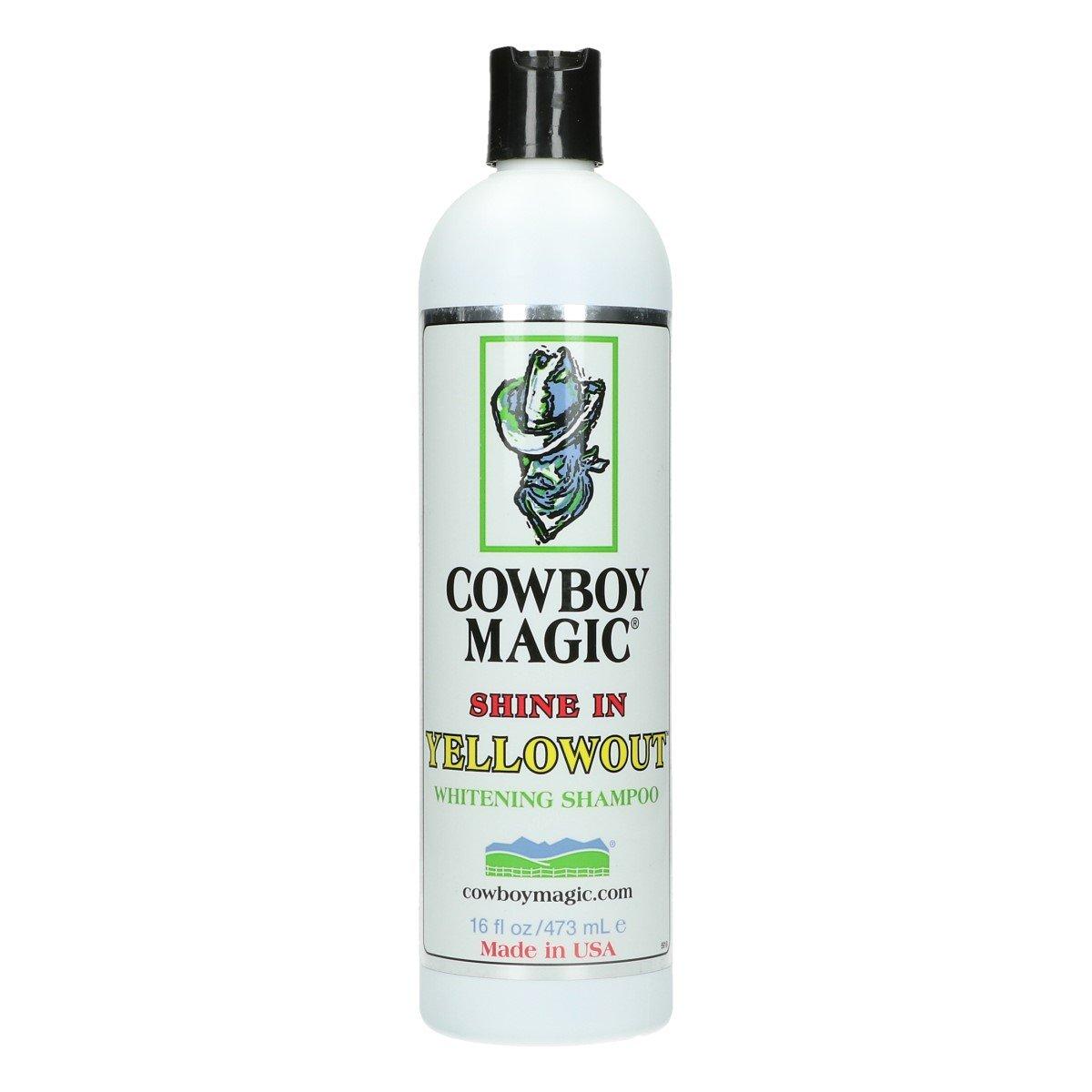 Afbeelding van Cowboy Magic Shine In Yellow Out Shampoo 473ml