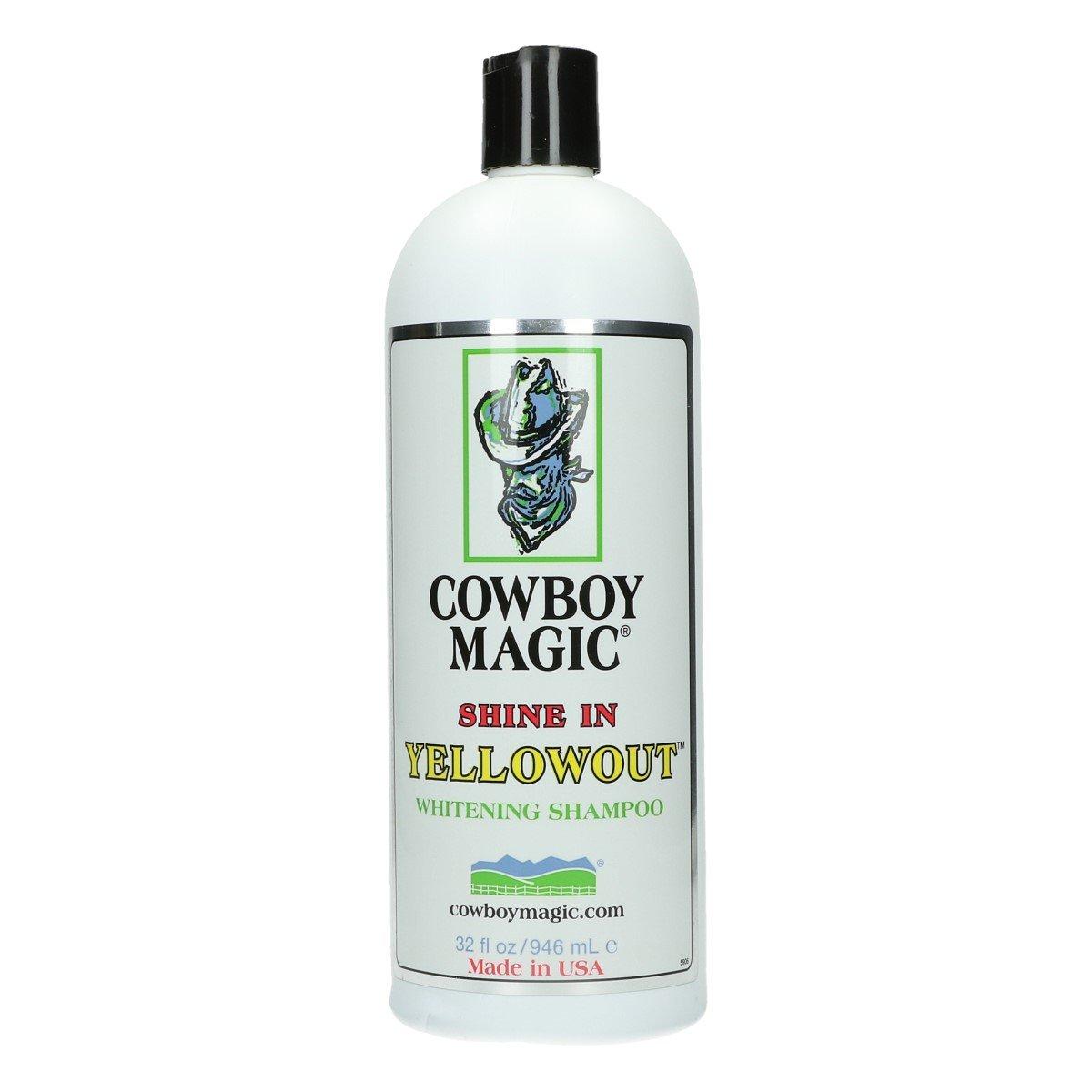 Afbeelding van Cowboy Magic Shine In Yellow Out Shampoo 946ml
