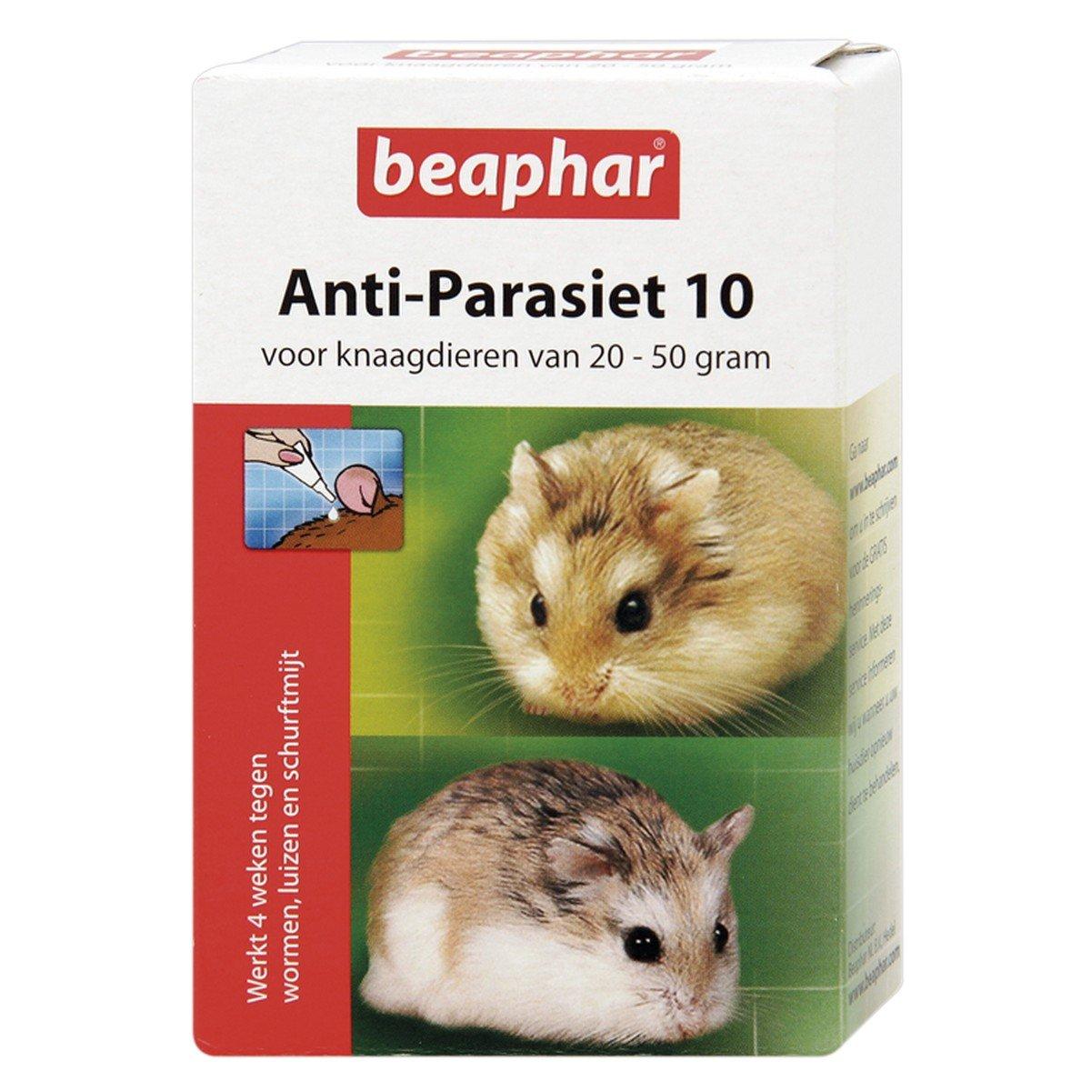Afbeelding van Beaphar Anti Parasiet 10 knaagdier 2 pipetten