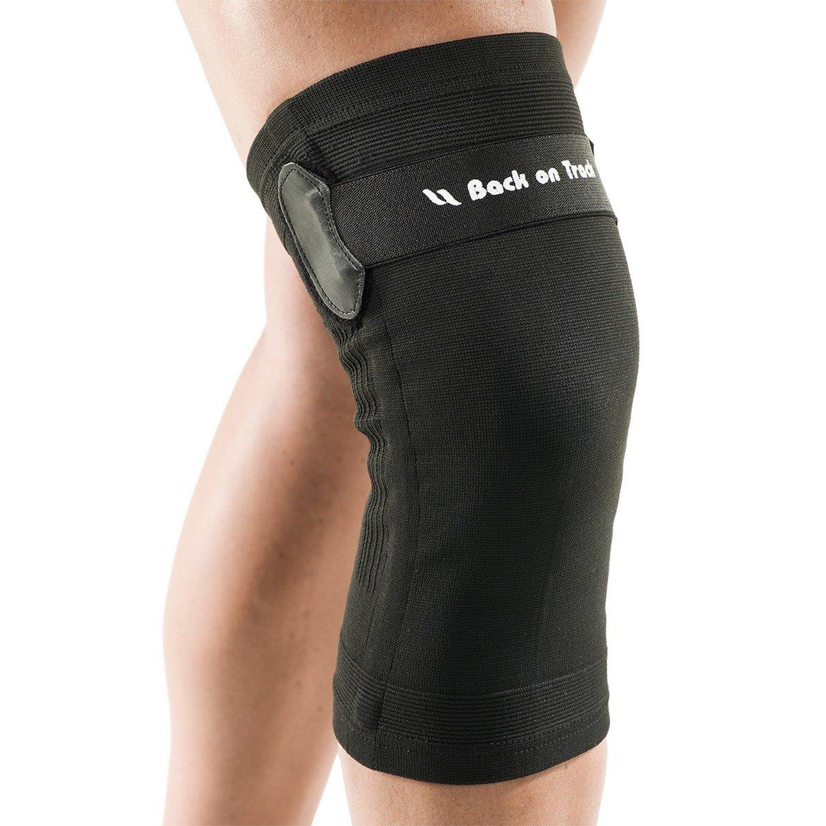 Imagem de Back on Track Knee Boot with Closure Black L, 42 46cm