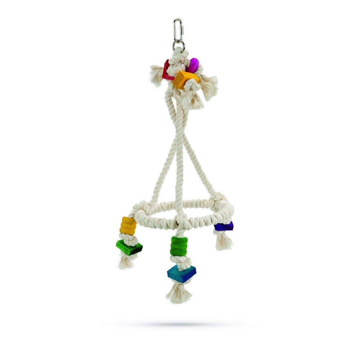 Imagem de Beeztees Bird Toy Swiggy Cotton 56cm