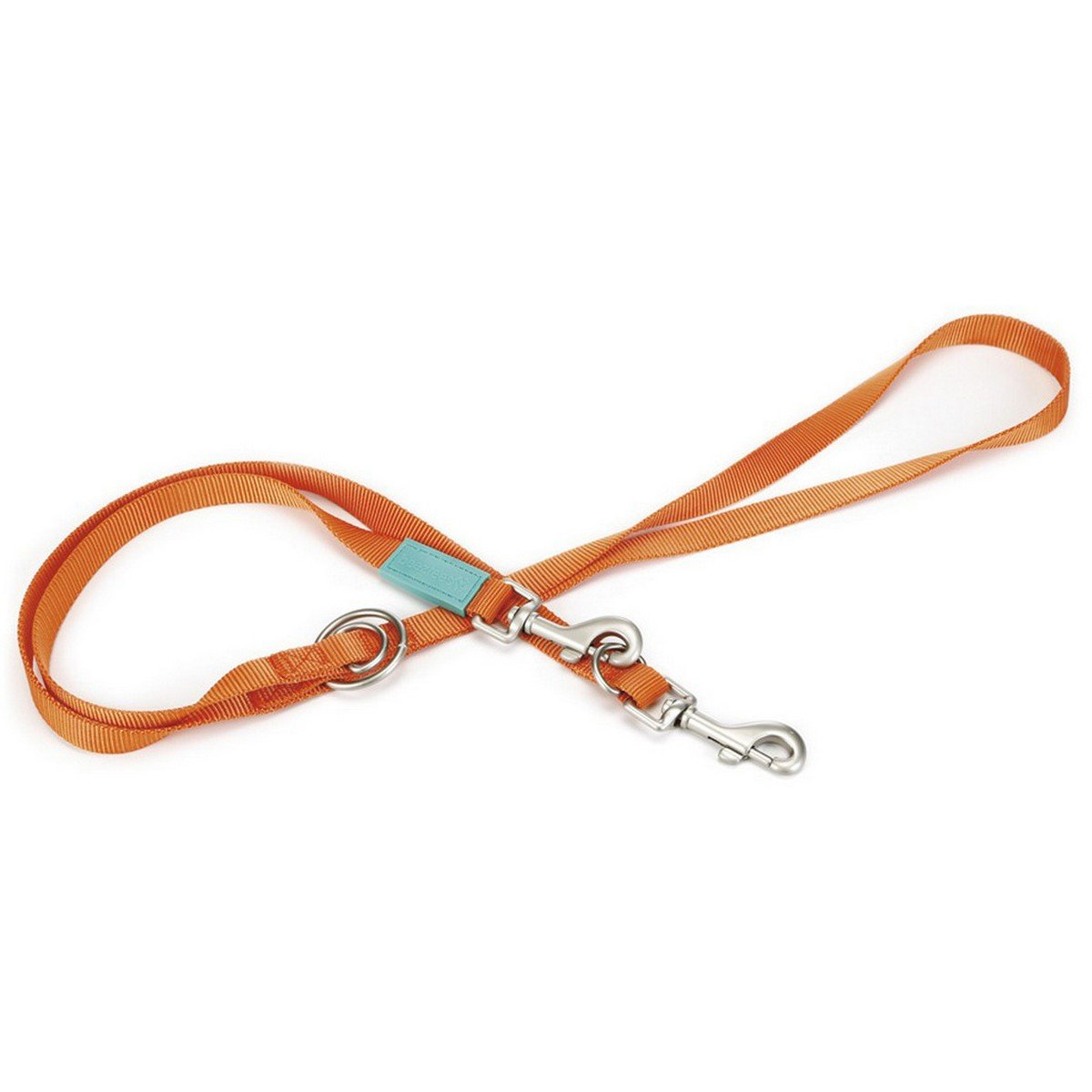 Imagem de Beeztees Dressage Line Uni Nylon Orange 200cmx20mm
