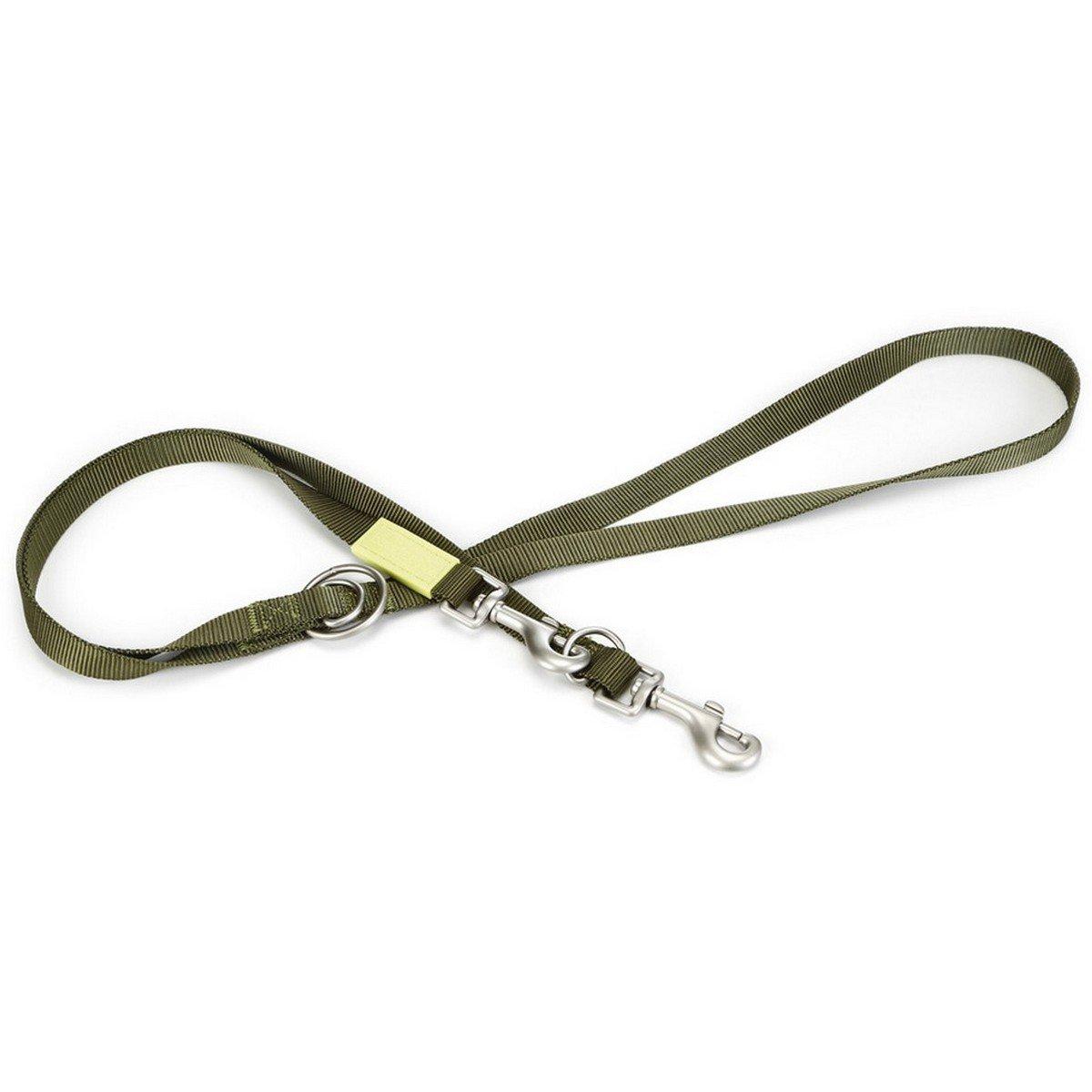 Imagem de Beeztees Dressage Line Uni Nylon Green 200cmx20mm