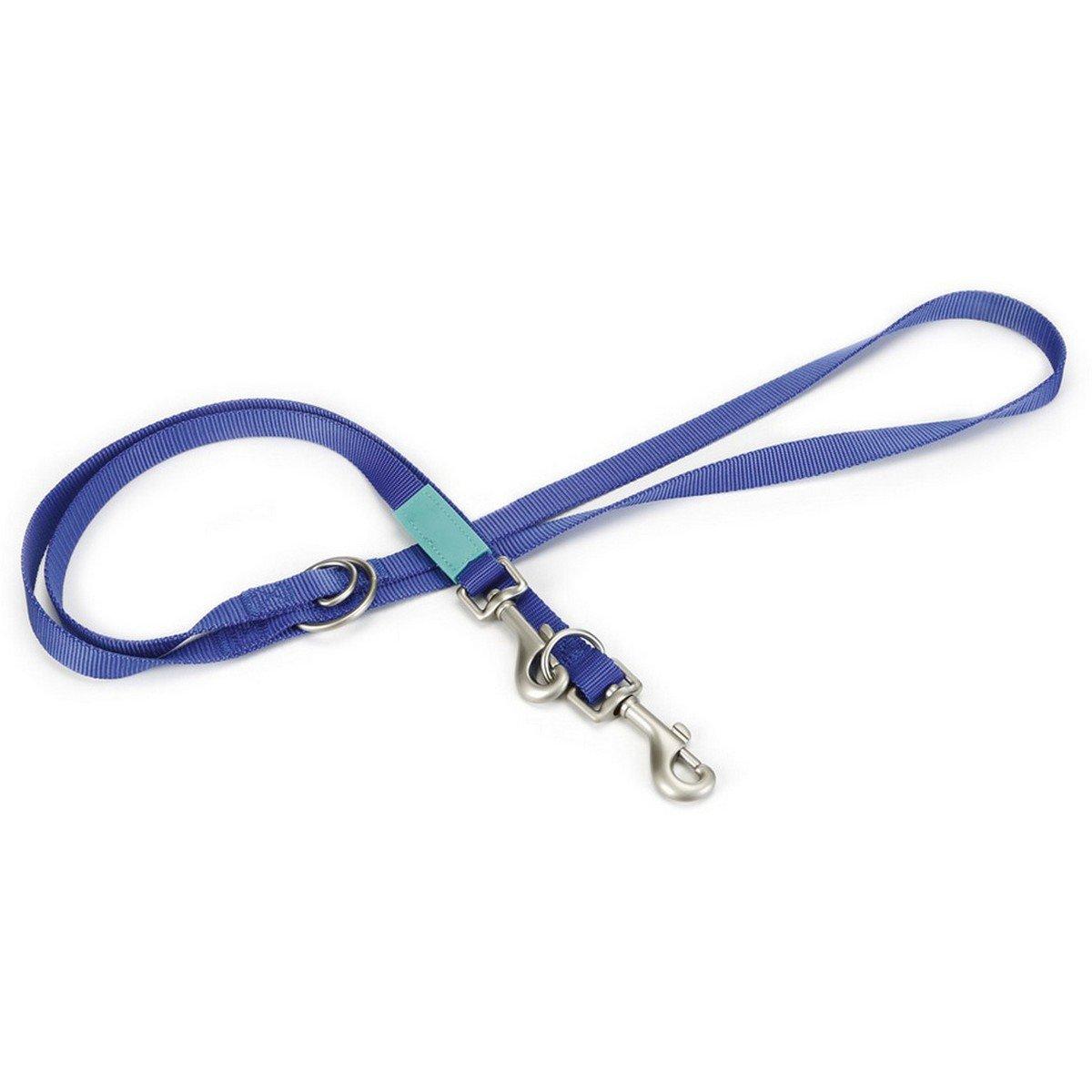 Imagem de Beeztees Dressage Line Uni Nylon Blue 200cmx20mm
