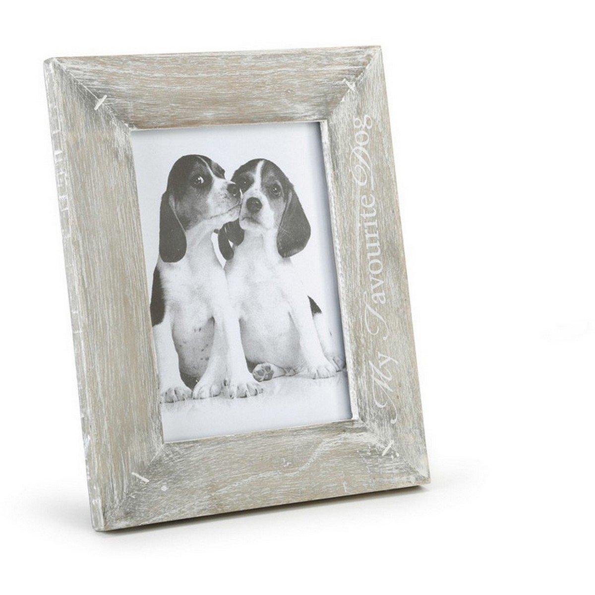 Afbeelding van Designed By Lotte Fotolijst Hond 26x15x26cm