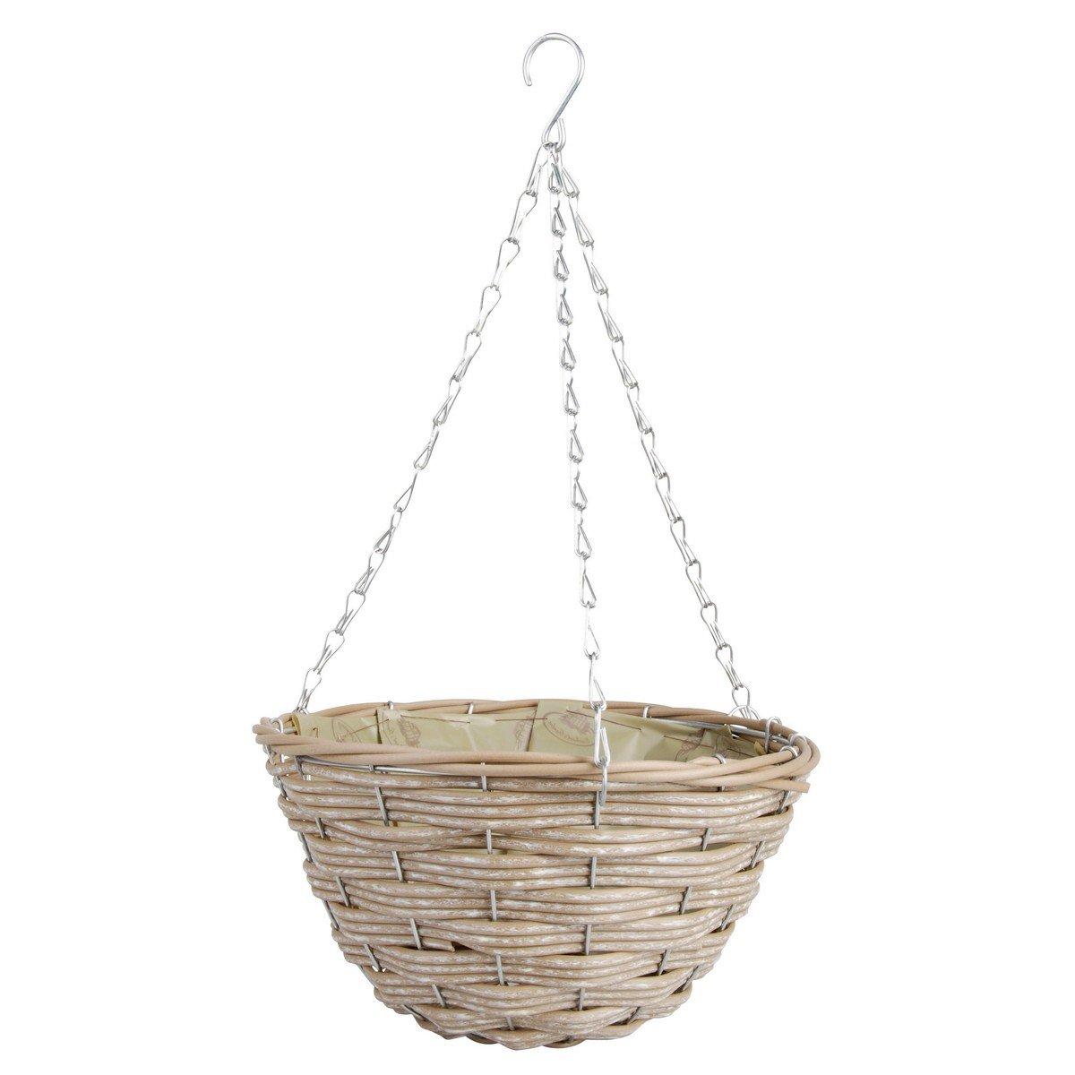 Afbeelding van Esschert Artificial Hanging Basket Klein