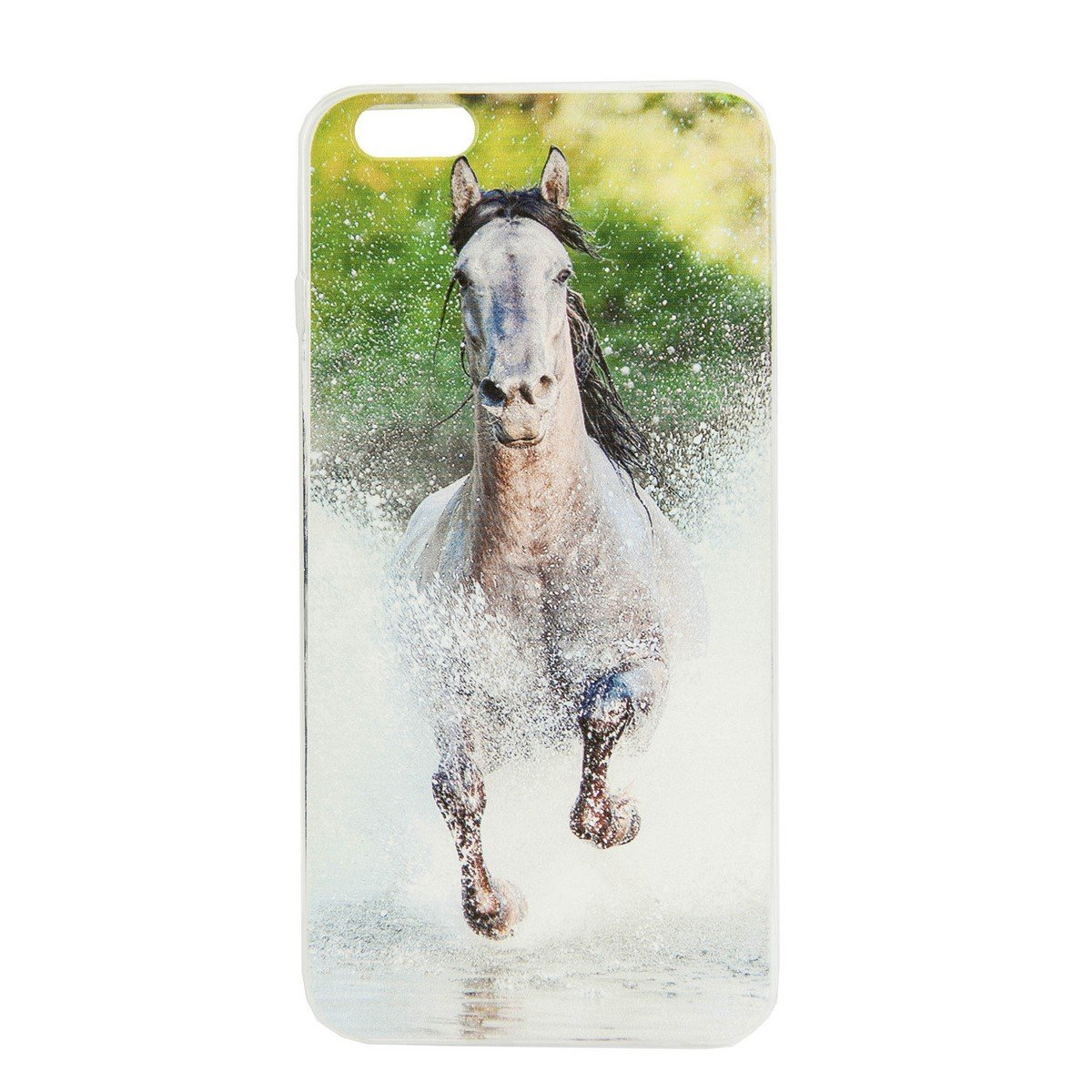Image of HKM Cell Phone Case Galopping horse S6