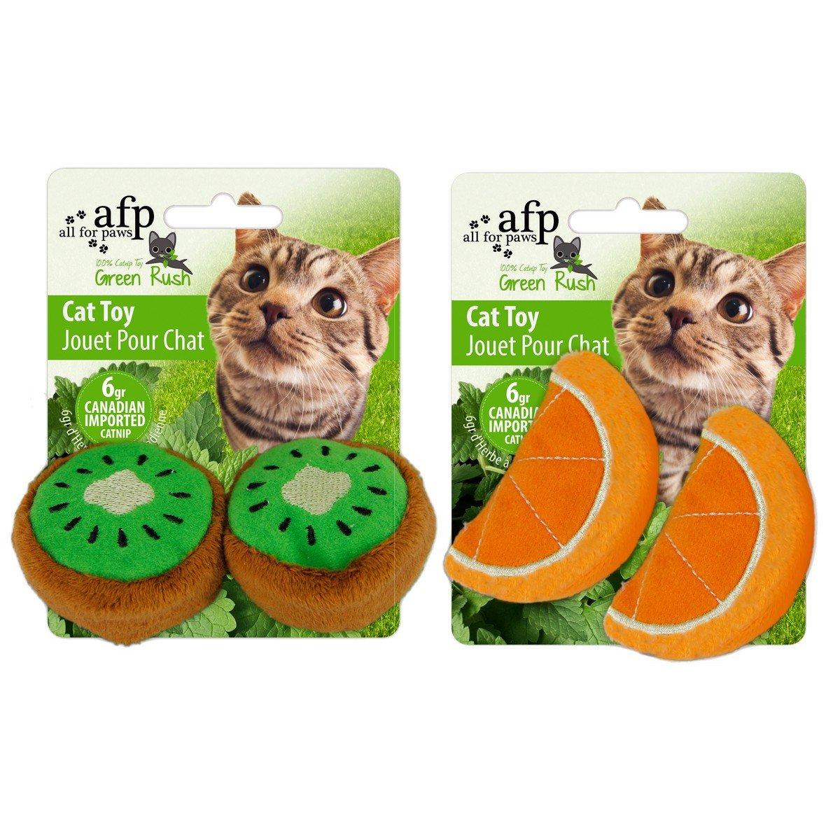 Imagem de All For Paws Catnip Vitamin Burst